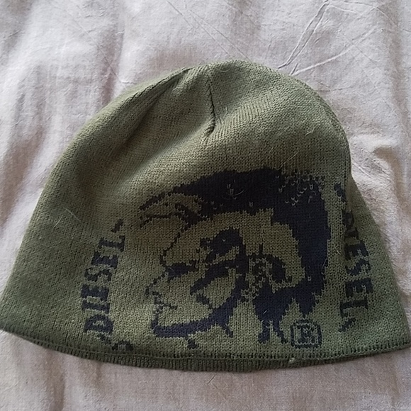 f53ab1571a3 Diesel Other - Mens Diesel beanie for the winter